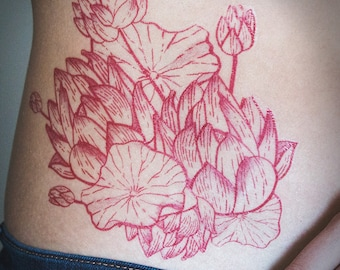 Line Drawing Flower Images : Free rose drawings black and white download clip art