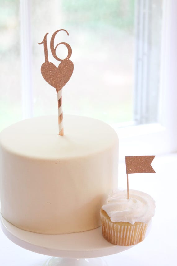 Year Old Cake Topper