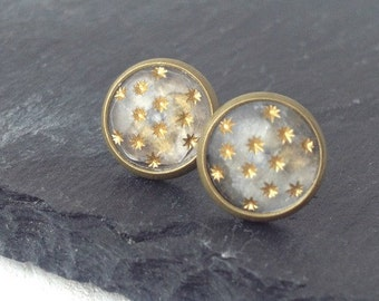 Star Taler Vintage Stud earrings