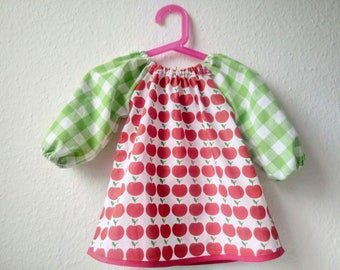 Tunic blouse apples, size 86