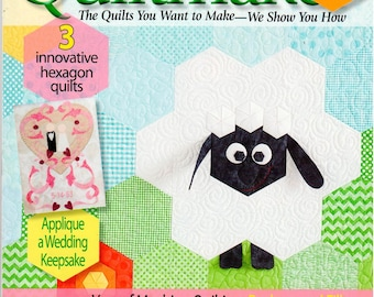 Quiltmaker Magazine - May/June 2014
