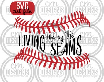 Living Life by the Seams, SVG
