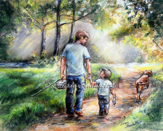 fishing with my dad A wasted day a father and son view the time they've spent together very differently  wasted the whole day fishing with jimmy  went fishing with my dad best day of my life.