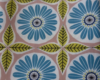 1/2 Yard Organic cotton, Monaluna, Anya, Ceramic
