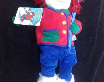 Vintage 1997 Madeline Alpine Doll, great condition!! Eden Corp