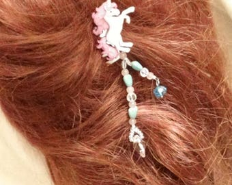 Unicorn Hair Comb set
