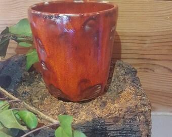 flaming Red Mug