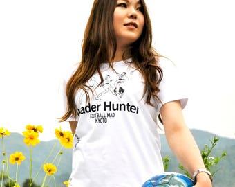 T-Shirt Football Mad Kyoto-Header Hunter (women)