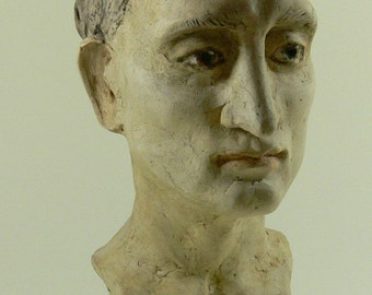 Portrait bust p.