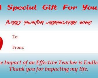 Gift tags-teacher appreciation-gifts-teachers-red apple for teachers