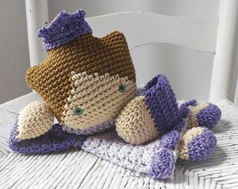 Crocheted Ragdoll Collection