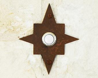 Retro Starburst Doorbell