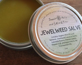 Jewelweed Anti-Itch Salve
