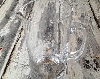 Marimekko water pitcher made in Finland