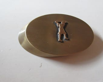 GOLF FEMALE PAPERWEIGHT