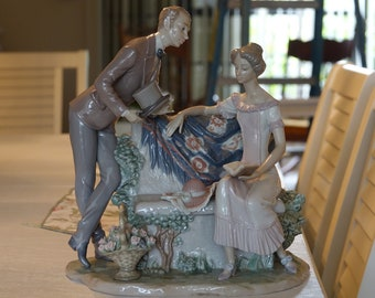 Lladro 0100 5447 Will You Marry Me