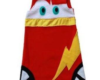 Lightning McQueen Dress
