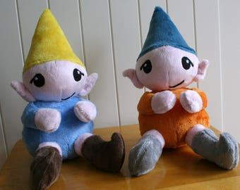 Plush Elf/Pixie