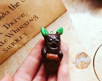 Mini Alraune/Little Mandrake Fimo