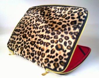 Macbook Case Leopard Fur Laptop Case Macbook Pro 13 Case Laptop Sleeve 13 Macbook Air Case Laptop Bag Macbook Pro Case Macbook Pro 15 Case