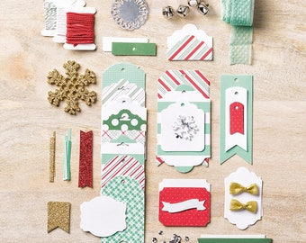 Stampin Up Oh What Fun Tag Project Kit