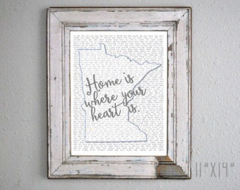 Minnesota: Home is Where the Heart is