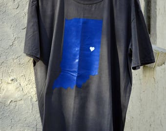 CLEARANCE: I Heart Munsee / T-Shirt (retired design)
