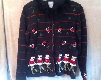 Ladies Ugly Xmas sweater
