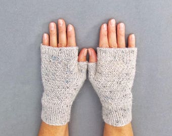 Fingerless Gloves for Women, Wool Gloves, Women's Gloves, Fingerless Mittens, Autumn Accessories