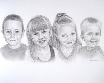 Family portrait commissioned