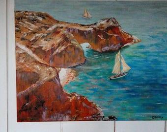 Table cliffs