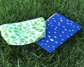 Leaves Accessory Pouch
