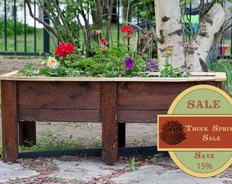 Cedar Planter, Outdoor Planter, Planter Box, Large Planter.