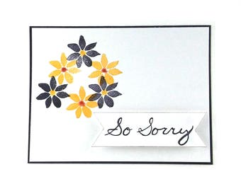 With Deepest Sympathy Card / SS013E