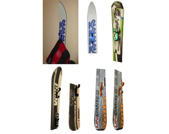 Ski Coat Rack (tip/tail)