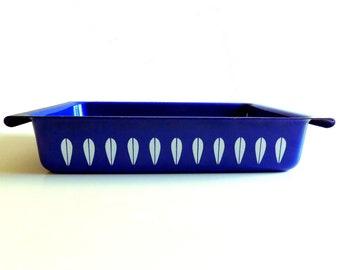 Cathrineholm Lotus Blue Lasagna Pan