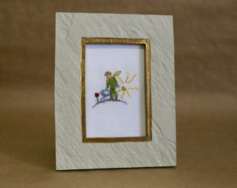 Little Prince Cross Stitch
