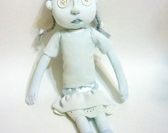 Child ghost doll.
