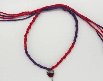 Wine charm bracelet - wine lover - wine bracelet - wine gift - staircase bracelet - wine charm