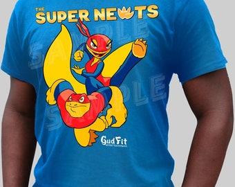 The Super Newts - Adult