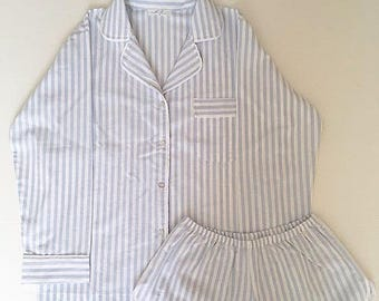 Womens pajamas, cotton sleepwear, cotton pajama set, pyjama cotton, cotton shorts women, cotton loungewear, cotton womens sleepwear