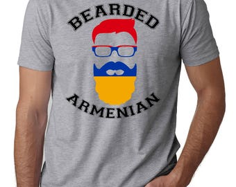 Bearded Armenian Shirt