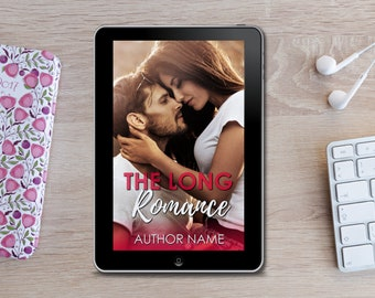 Premade eBook Cover -  The Long Romance