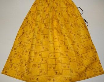 FELISI Huge Dust Bag Drawstring Pouch 24 1/2 x 23 inch
