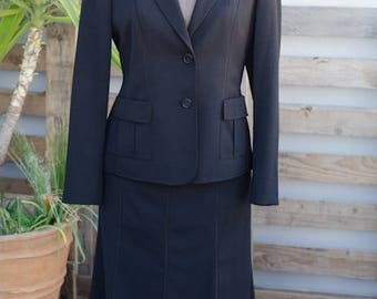 Betty Barclay Suit - Black Suit - Jacket, Skirt, Trousers