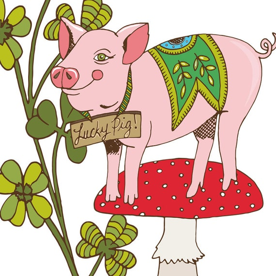 Irish Lucky Charm ClipArt St Patrick\'s Day Clip Art Good