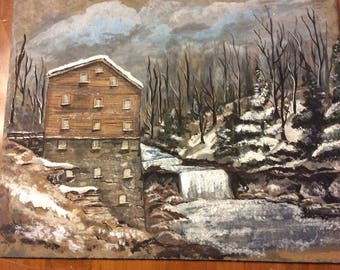 Lanterman's Mill Youngstown oh