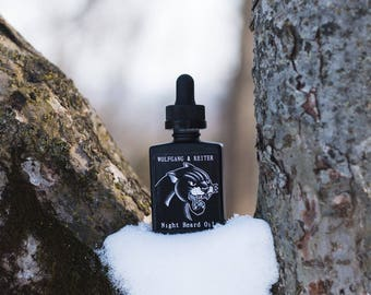 Wolfgang & Reiter Night Beard Oil
