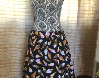 Ice Cream Cone Skirt