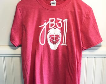 Heather Red jB31 t-shirt